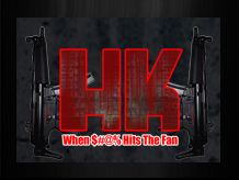 HK heckler and koch shirt